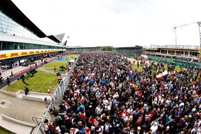 Wegen Brexit: Silverstone droht 2020 Terminchaos