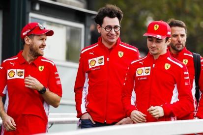 Ross Brawn überzeugt: Ferrari steht voll und ganz hinter Vettel
