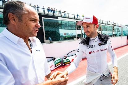 DTM-Boss Berger überzeugt: Rene Rast hat Formel-1-Format!