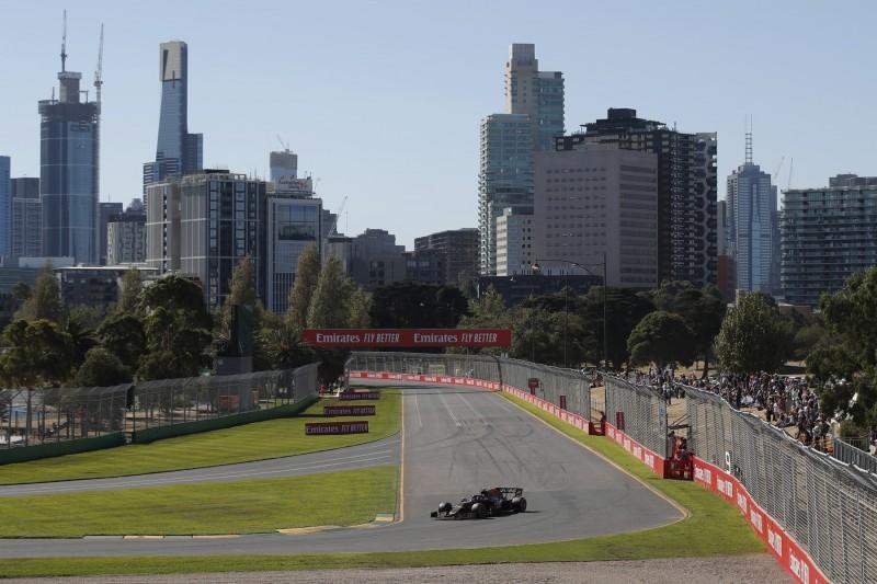Bis 2025: Formel 1 verlängert Vertrag mit Melbourne