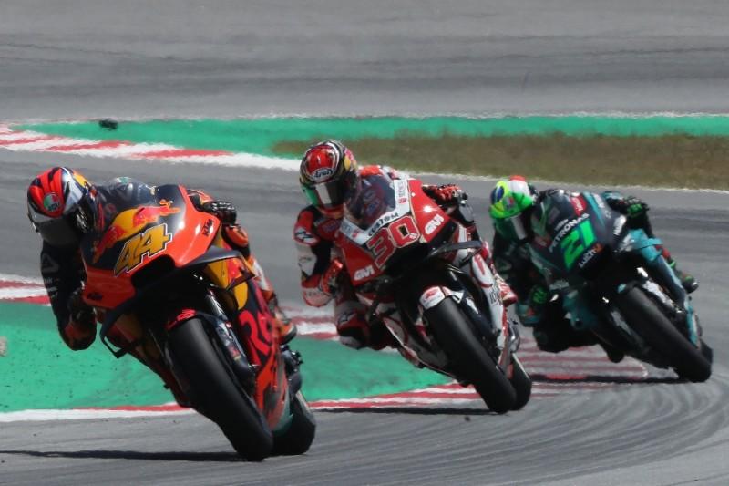 """Entwicklung am MotoGP-Gewichtslimit: """"Irgendwann redet man von Sicherheit"""""""