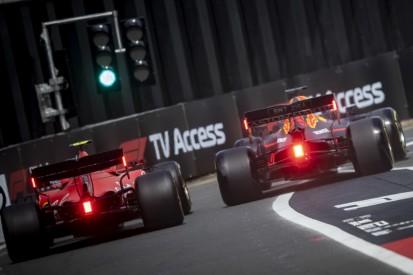 Red Bull versus Ferrari: Verlieren die Italiener den zweiten Platz?
