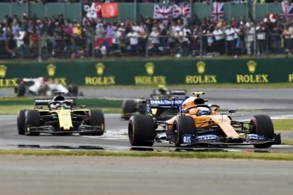 """Wieder Punkte auf McLaren verloren, doch Renault """"muss glücklich sein"""""""