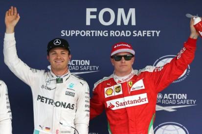 Rosberg über Räikkönen: Hätte mit härterer Arbeit mehr erreicht