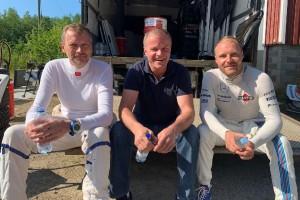 Rallye statt Formel 1: Valtteri Bottas testet mit Toyota in Finnland