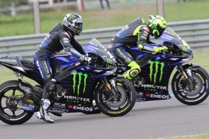 """Yamaha-Teammanager resümiert: """"Wir hatten auch wirklich Pech"""""""