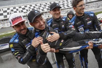 24h Daytona 2020: Kamui Kobayashi bleibt Siegerteam treu