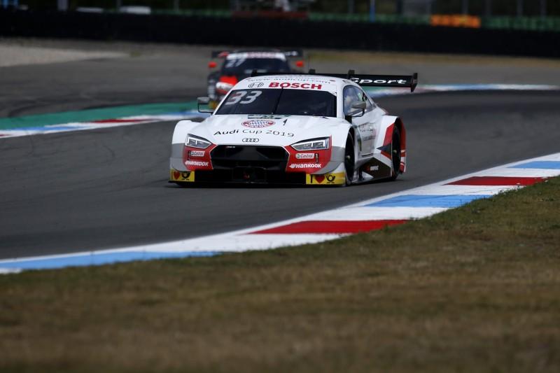 DTM-Qualifying Assen 2: Rast holt trotz Wittmann-Blockade die Pole