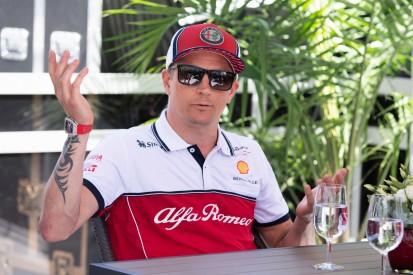 """Räikkönen auf Instagram und als Buch: """"Manchmal ändern sich Ansichten"""""""