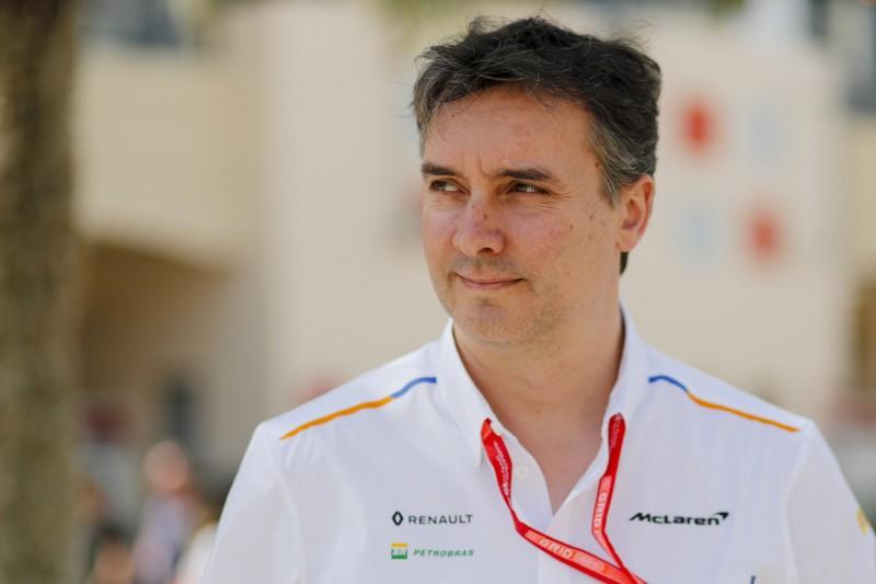 """McLaren: James Key """"einer der wichtigsten Angestellten"""""""