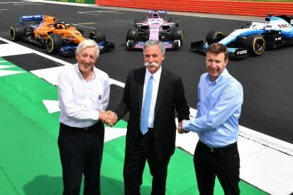 Neuer Silverstone-Vertrag setzt Liberty Media unter Druck