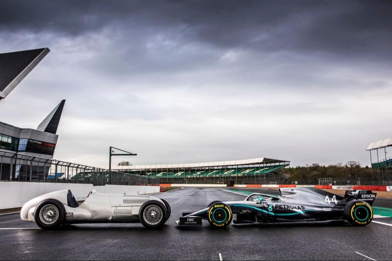 125 Jahre Motorsport: Mercedes-Sternstunden im Überblick