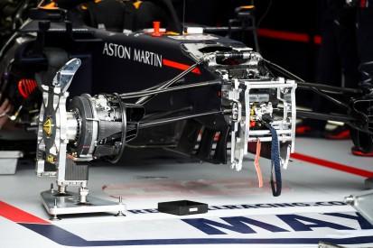 2021: Formel 1 lehnt Vorschlag für aktive Radaufhängung ab