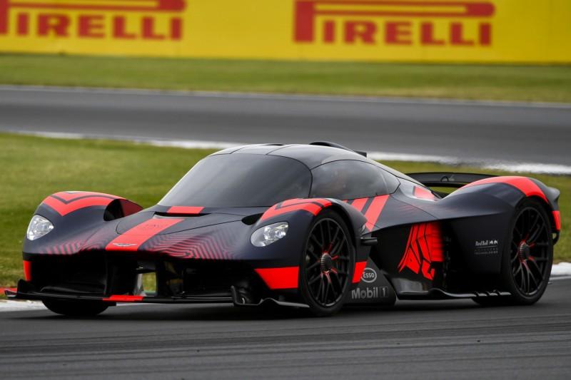 """Verstappen mit Aston Martin schon bald in Le Mans? """"Nicht ausgeschlossen"""""""