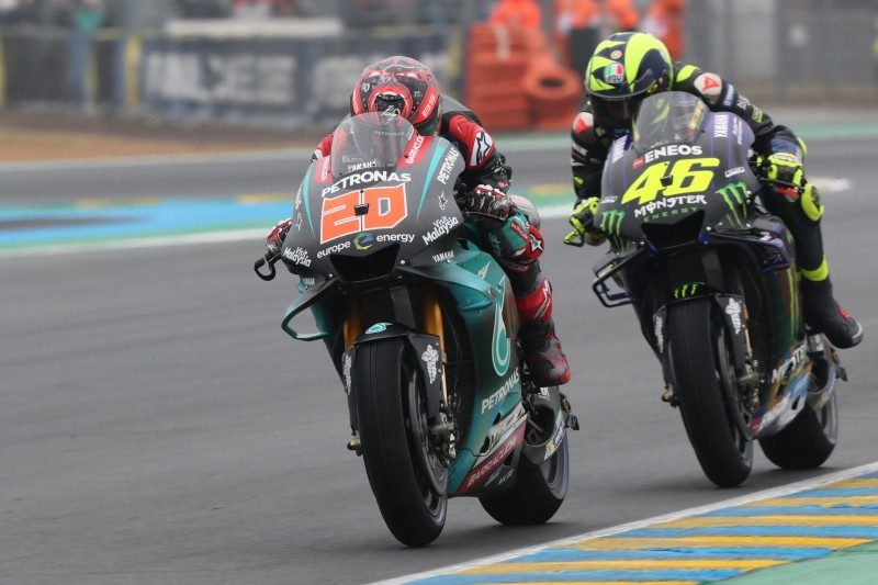 Rossi-Nachfolge: Wie Yamaha die Zukunft von Quartararo bewertet