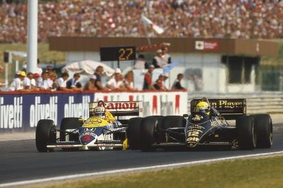 """Mansell erinnert sich: """"In jeder Kurve wollte dich das Auto umbringen"""""""