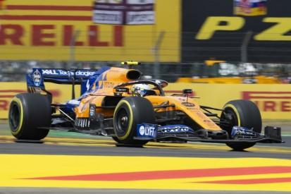 Lando Norris: Formel-2-Auto physisch härter als Formel 1