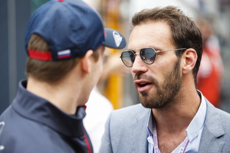 Formel-E-Meister Jean-Eric Vergne zieht Formel-1-Rückkehr in Betracht