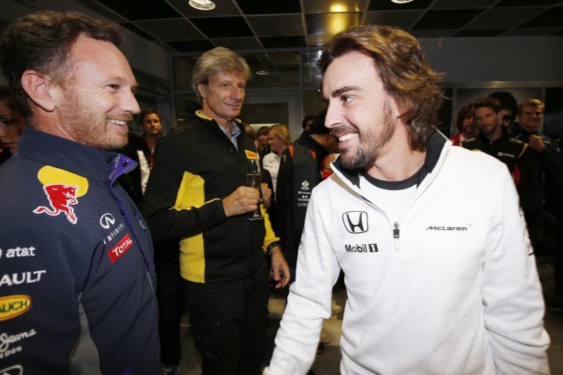 Fernando Alonso: Bei allen drei Topteams angeklopft!