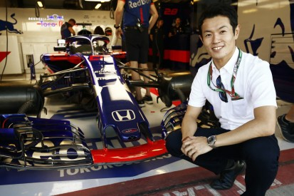 Honda: Super-Formula-Pilot Yamamoto soll Formel-1-Training bestreiten