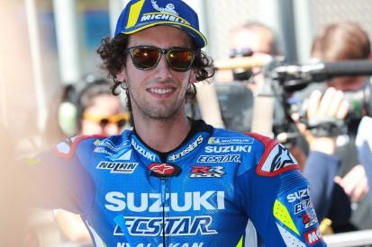 Formsprung in zweiter Saisonhälfte? Suzuki-Pilot Rins angriffslustig