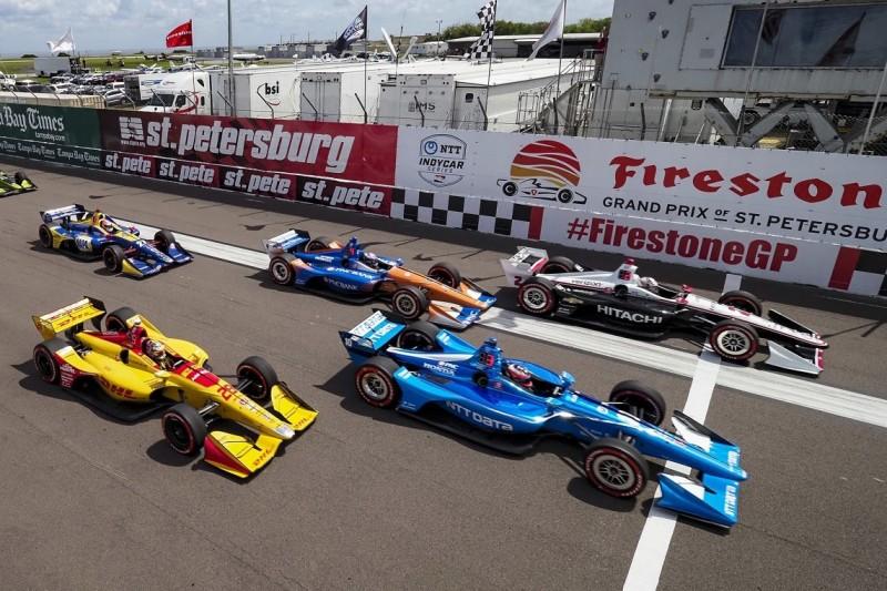 Vertrag verlängert: St. Petersburg bis 2024 Teil des IndyCar-Kalenders