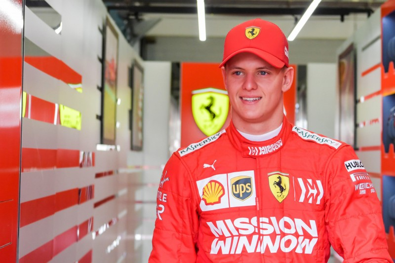 """Mick Schumachers Demorun im Ferrari F2004: """"Wird etwas Besonderes!"""""""