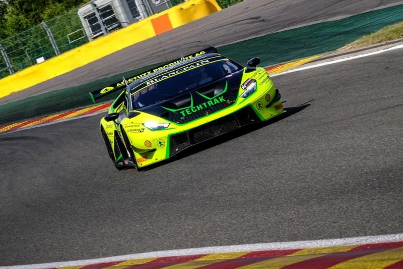 24h Spa 2019: Amateur-Lamborghini toppt Pre-Qualifying überraschend