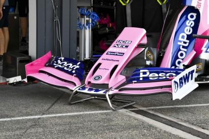 Kein doppelter Boden: Großes Update muss für Racing Point stechen
