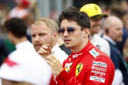 """Leclerc gibt zu: War zu Saisonbeginn """"eingeschüchtert"""""""