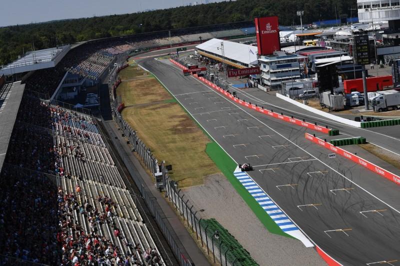 Formel-1-Wetter Hockenheim: Kommt der Regen?