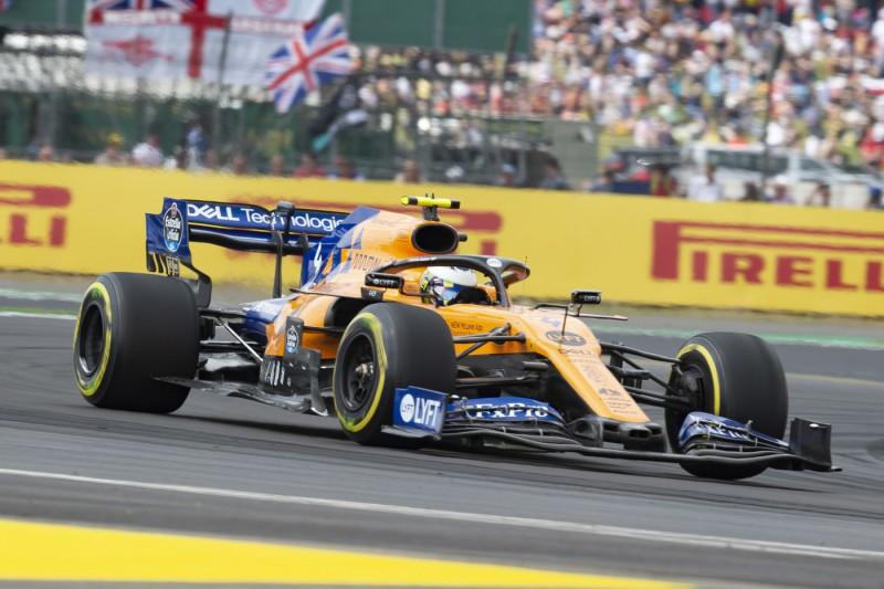 Lando Norris: McLarens Schwäche sind die langsamen Ecken