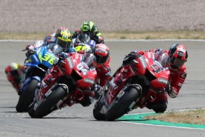 """Andrea Dovizioso: Nummer-eins-Status bei Ducati """"könnte wackeln"""""""