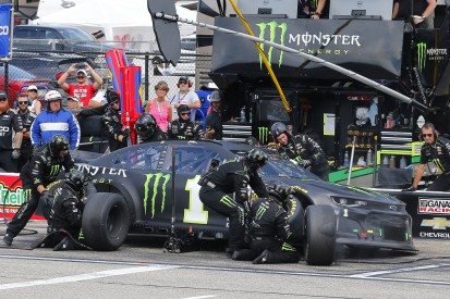 NASCAR-Regeländerung: Fokus auf Sicherheit statt Armlänge