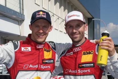 Rene Rasts Ziel: Mattias Ekström als erfolgreichsten Audi-Fahrer ablösen