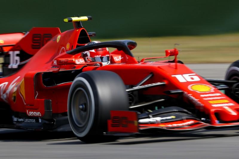 Formel 1 Hockenheim 2019: Ferrari meistert die Hitze am besten