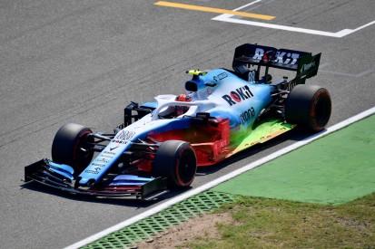 Hockenheim: Kubica ärgert sich über auseinanderfallenden Williams