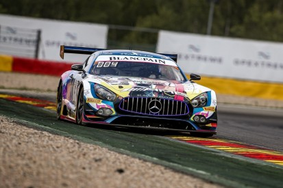 24h Spa 2019: Pole-Position für Black-Falcon-Mercedes