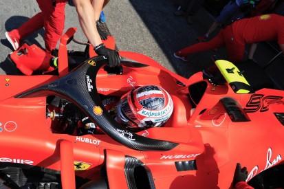 """Problem mit Bremspedal: Leclerc trotz Bestzeit """"nie zufrieden"""""""