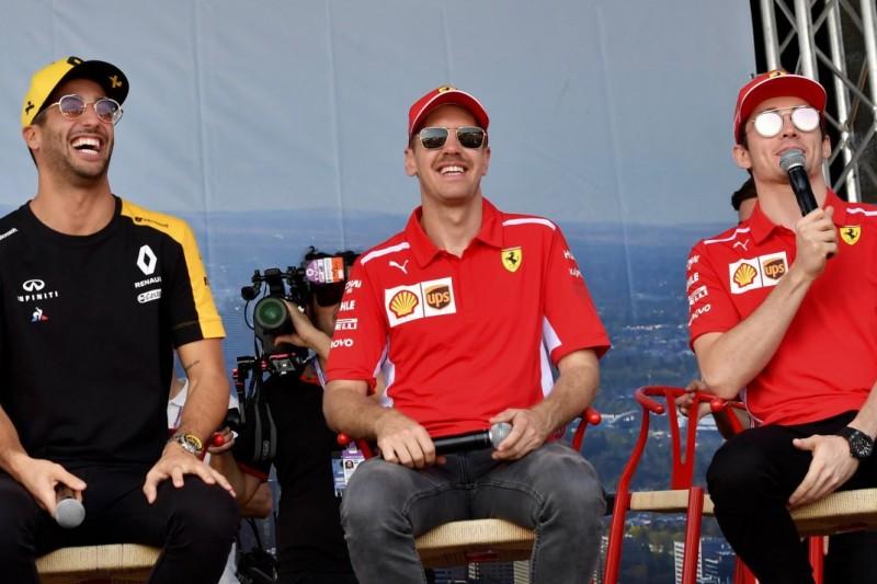 "Daniel Ricciardo: Vettel ist ""stark genug, das zu überstehen"""