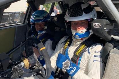 Valtteri Bottas: Im Rallyeauto so schnell wie ein WRC-Sieger