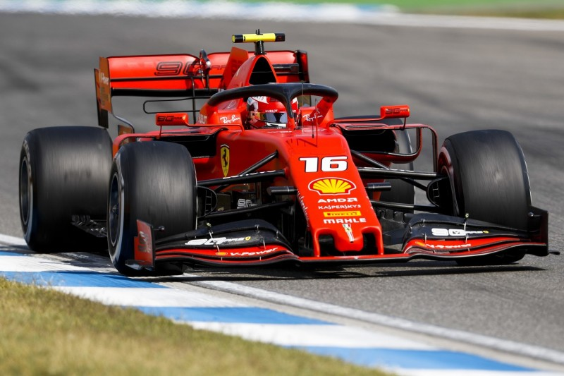 formel 1 hockenheim 2019 ferrari klarer favorit auf pole. Black Bedroom Furniture Sets. Home Design Ideas