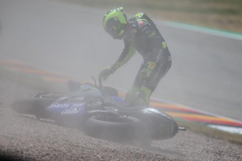 Sturzkönige nach neun MotoGP-Rennen: Wer 2019 schon wie oft gecrasht ist