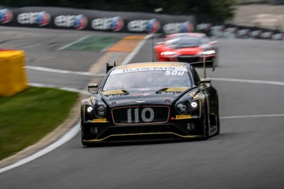 Bentley schiebt 24h-Spa-Startplätze auf BoP