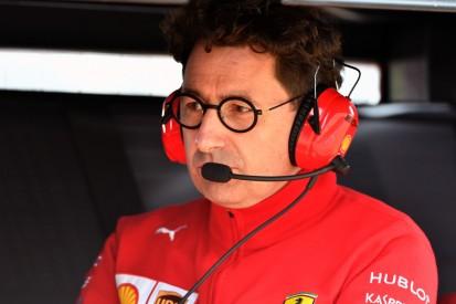 """Ferrari-Teamchef Mattia Binotto nimmt Qualifying-Debakel """"persönlich"""""""