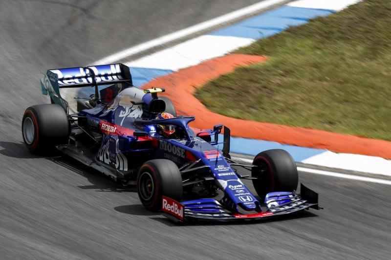 Toro Rosso hadert: Hockenheim-Update funktioniert nicht
