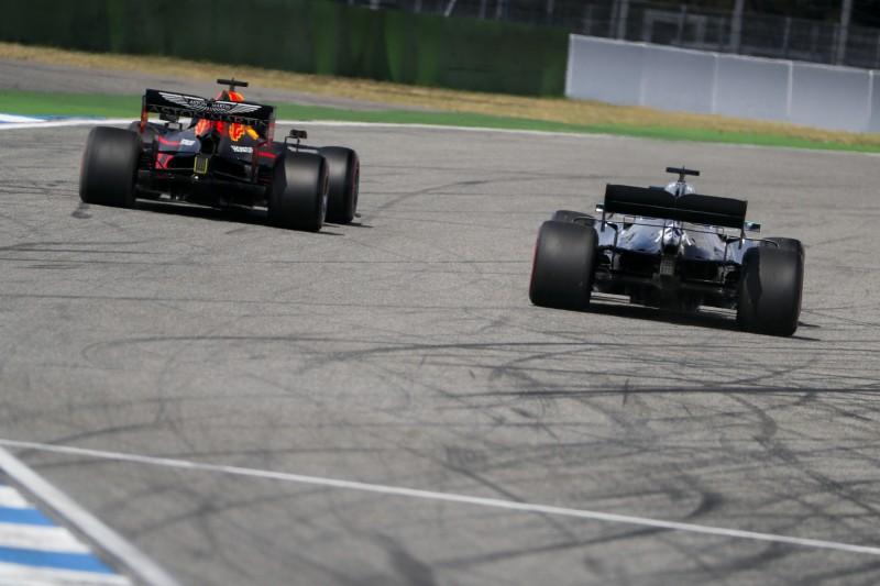 Hockenheim: Mercedes fürchtet Verstappen mehr als Ferrari