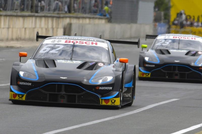 """Aston Martins DTM-Halbjahreszeugnis: """"Geben uns 7 von 10"""""""