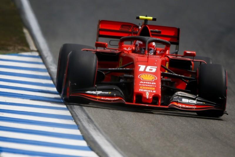 Charles Leclerc nach Ferrari-Panne: Jetzt erst recht!
