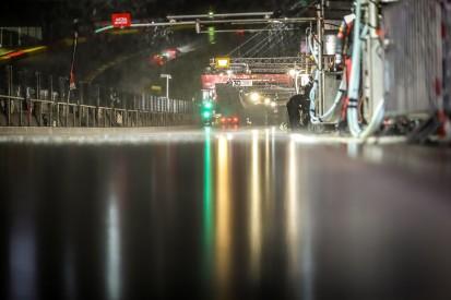 24h Spa 2019 nach 18 Stunden: Stundenlange Regenpause
